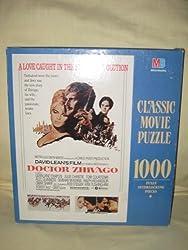 Doctor Zhivago Classic Movie Puzzle
