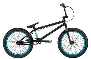 Eastern Bikes Axis Bike (Matte Black, 20-Inch BMX)