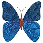 "AccuQuilt Butterfly By Edyta Sitar Go! Fabric Cutting Dies, 8"" by 7.5"""