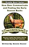 How Deer Communicate And Finding Early Season Bucks - Deer Hunting Books
