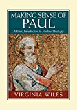 img - for Making Sense of Paul: A Basic Introduction to Pauline Theology Paperback May 1, 1994 book / textbook / text book