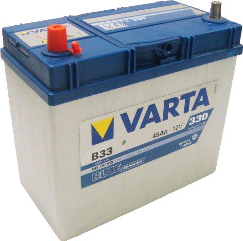 Varta Blue Dynamic Autobatterie B33 5451570333