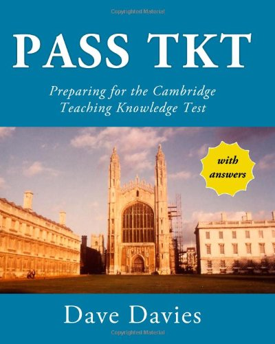Pass TKT With Answers: Preparing for the Cambridge Teaching Knowledge Test