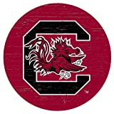 South Carolina Gamecocks Stone Auto Car Coaster (1) at Amazon.com