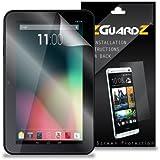 "(3-Pack) EZGuardZ Screen Protector for Kingpad AKASO W100 10.1"" Tablet (Ultra Clear)"