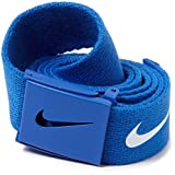 Nike Golf Mens Tech Essentials Web Belt, Game Royal, One Size