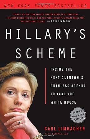 Hillary 39 S Scheme Inside The Next Clinton 39 S Ruthless