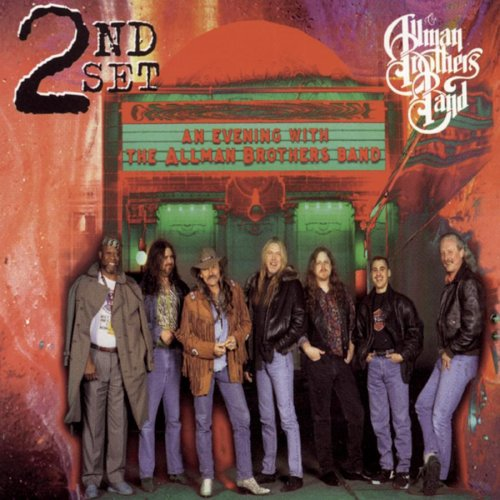 An Evening with the Allman Brothers Band: 2nd Set artwork