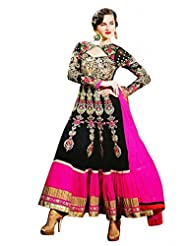 Fashana Women Anarkali Suit Multicolor_Free Size