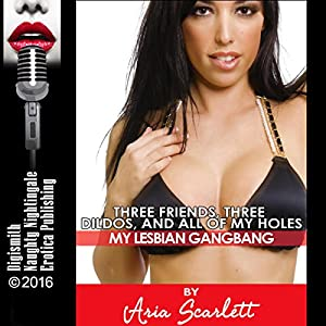Three Friends, Three Dildos, and All of My Holes Audiobook