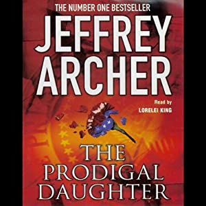 The Prodigal Daughter Audiobook