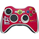 MLB - St. Louis Cardinals - St. Louis Cardinals - Solid Distressed - Skin For 1 Microsoft Xbox 360 Wireless Controller