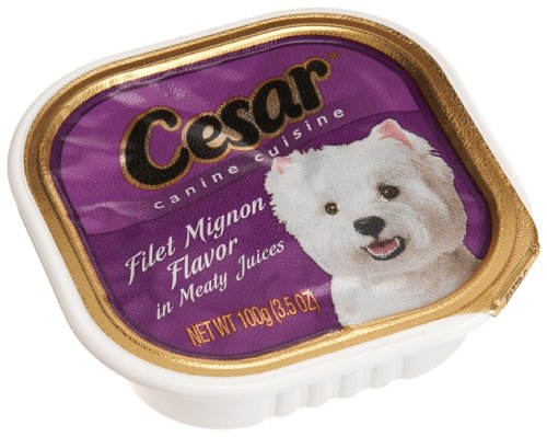 cesar filet mignon flavor review