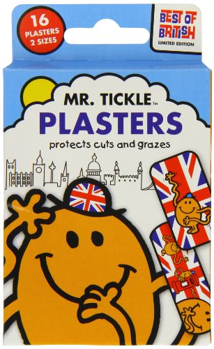 Mr. Tickle Plasters - Pack of 16 Plasters