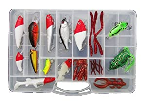 85pcs All Series Super Fishing Baits Lures Worm Lures Scumfrog Baits Metal Lures... by GC