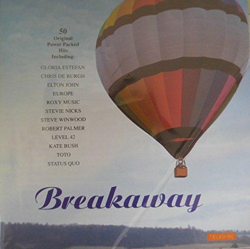 The Breakaway - CDs 3 & 4, Entspannen, Relaxen, Meditieren, Abheben.... mit Status Quo, Europe, Robert Palmer, Mr. Mister, Blondie, Talk Talk und soooo vielen anderen.... Da wird das 20. Jahrhundert wieder wach und mit ihm die Highlights aus den letzten Jahren vor dem Showdown ins 21...