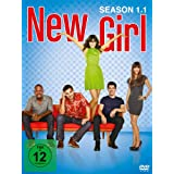 "New Girl - Season 1.1 [2 DVDs]von ""Zooey Deschanel"""