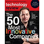Audible Technology Review, March 2012 | [Technology Review]