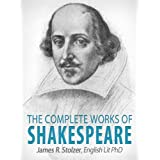 Shakespeare Works (w/ Bonus Shakespeare Biography)