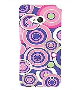 Ebby Premium Printed Mobile Back Case Cover With Full protection For Nokia Lumia 550/Microsoft Lumia 550 (Designer Case)