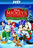Mickey's Magical Christmas:  Snowed in at the House of Mouse [HD]