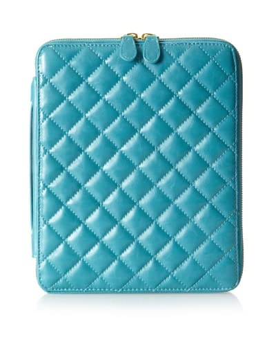 Urban Expressions Women's Ipad Case, Teal, One Size