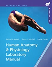 Human Anatomy and Physiology Laboratory Manual Cat Version by Elaine N. Marieb