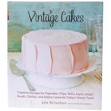 Vintage Cakes Cookbook