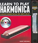 Learn to Play Harmonica: Illustrated...
