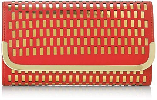 la-regale-lazer-cut-perforated-metallic-clutch-women-red-clutch
