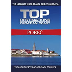 Top Destinations POREC