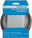 SHIMANO(シマノ) ロード用SUS シフトケーブルセット  [Y60098022] ブラック