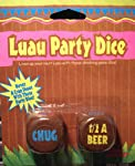 Luau Cocktail Party Dice