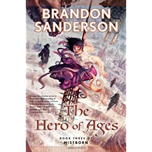 The Hero Of Ages Book Three Of Mistborn