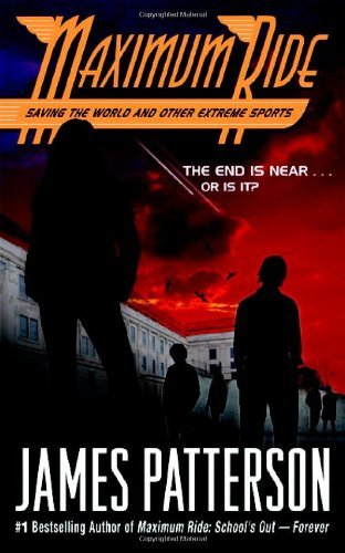 maximum ride saving the world by james patterson