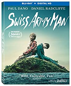 Swiss Army Man [Blu-ray + Digital HD]