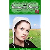 Handspun Hearts: Amish Sommer Family Farm (A Lines from Lancaster County Saga)