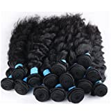 "Neitsi Loose Wave Cambodian Virgin Remy Hair Weft Extension 26""28""30"""