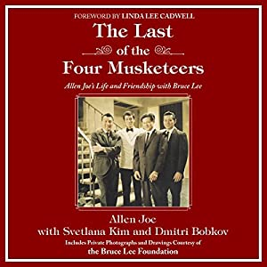 The Last of the Four Musketeers Audiobook