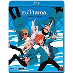 Tsuritama: Complete Collection [Blu-ray]