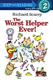 Richard Scarry's The Worst Helper Ever (Step into Reading)