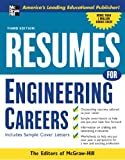 img - for Resumes for Engineering Careers, Third ed. (McGraw-Hill Professional Resumes) book / textbook / text book