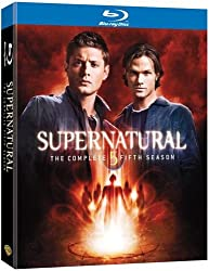 Supernatural: The Complete Fifth Season (Limited Collector's Edition with Bonus Disc) [Blu-ray]
