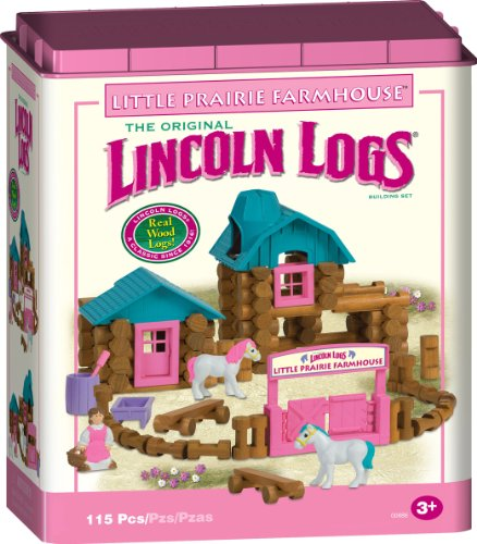 lincoln-logs-little-prairie-farmhouse-building-set-by-knex-by-knex