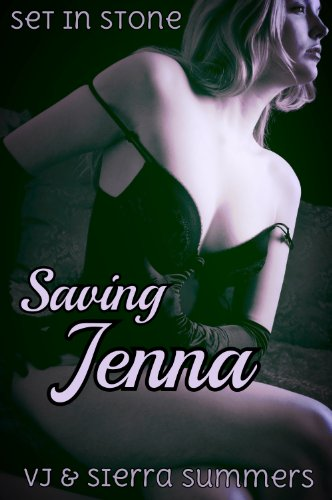 VJ Summers - Saving Jenna (BBW, Paranormal, Romance, Urban fantasy) (Set in Stone Book 1)