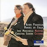 Piazzolla: Tango Suite & Histoire du Tango