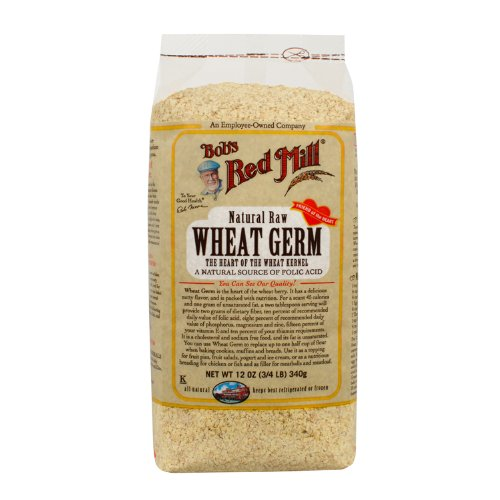 Bob's Red Mill Wheat Germ, 32-Ounce (Pack of 4)