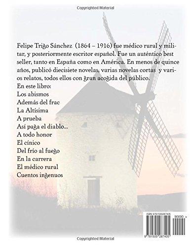 Felipe Trigo, Novelas y cuentos