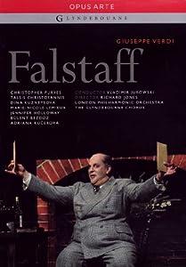 Verdi: Falstaff (Recorded Live At Glyndebourne June 2009) [DVD] [2010] [NTSC]