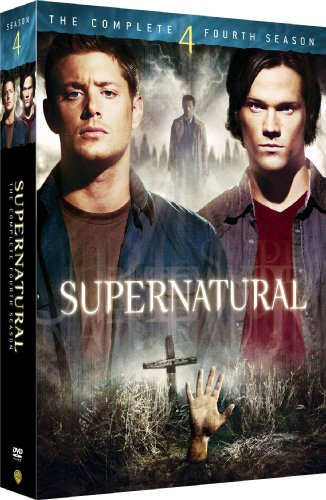 Supernatural - Complete Fourth Season [DVD]